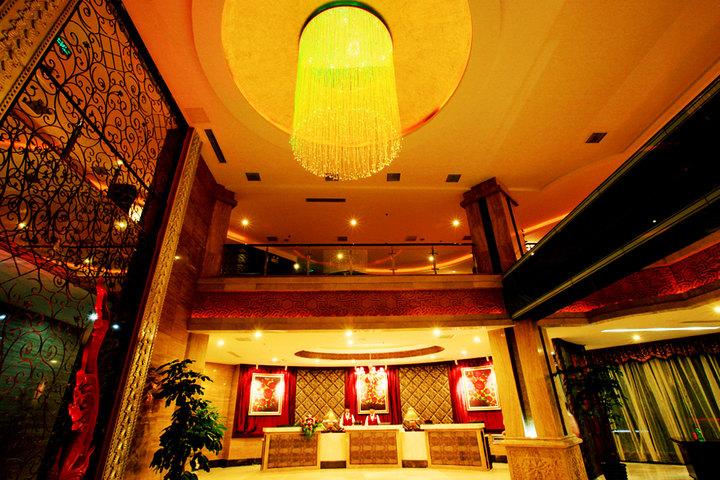 西昌玫瑰园精品酒店—前台