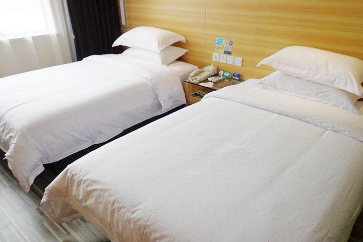 城市便捷酒店(武汉武昌火车站店)