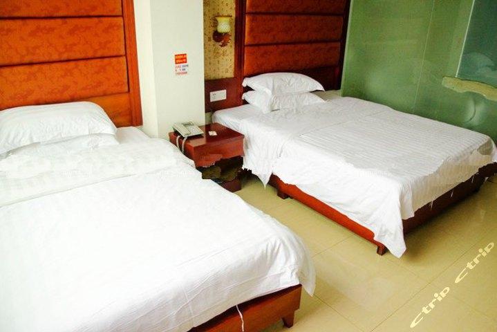 儋州赣丰商务宾馆(标准双人电脑房)