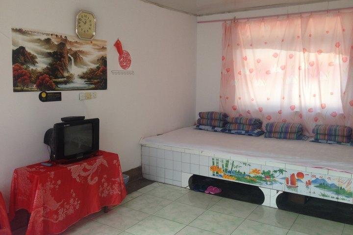 农村带火炕卧室装修图