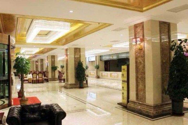 葫芦岛和诚大酒店(豪华标准间)
