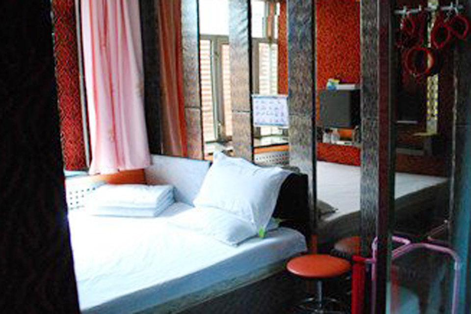 哈尔滨奥霖时钟故事(情趣房)的情趣内衣穿上旅馆图片