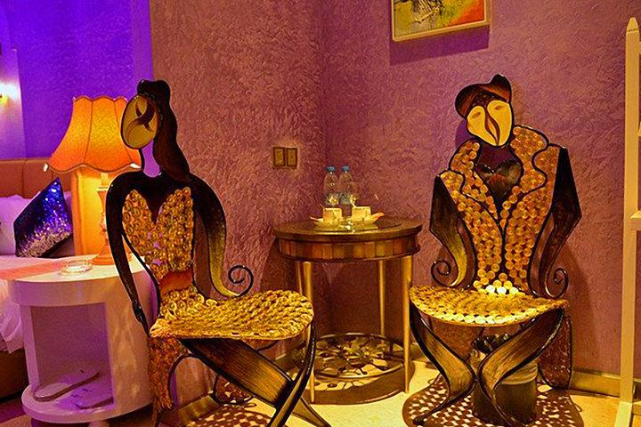 武汉派尚酒店情趣主题主题房近情趣内衣拍图片