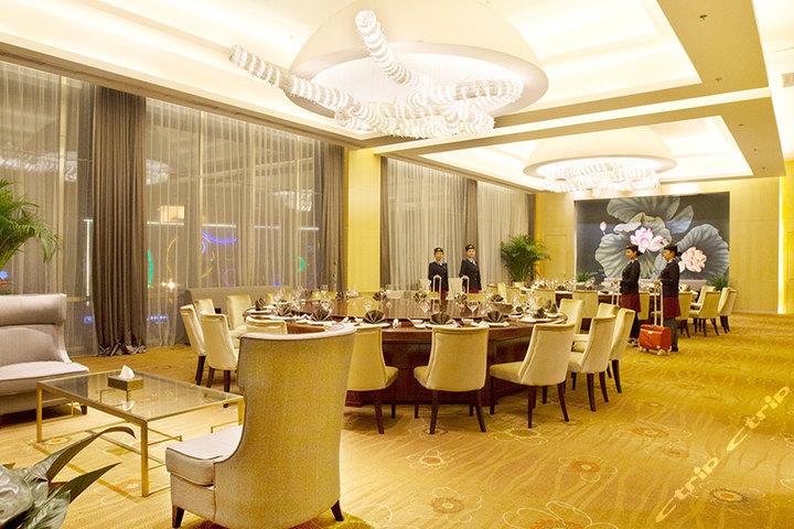 沈阳龙之梦瑞峰国际酒店(高级大床房\/高级双床
