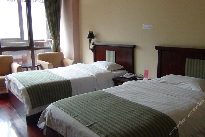 [延庆县]北京八达岭碧雪庄园酒店(标准间1床位)