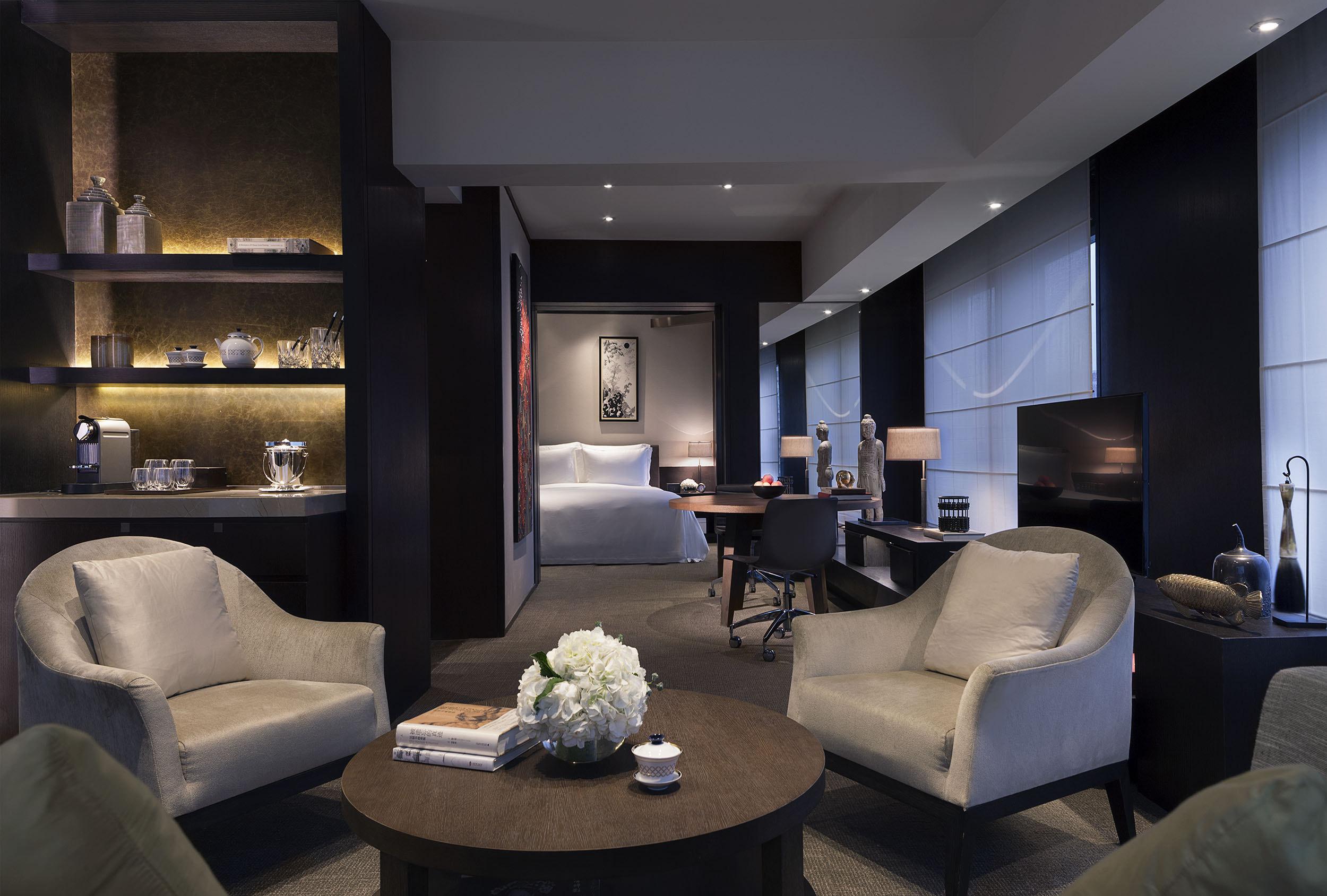 北京瑰丽酒店-行政套房[含早]