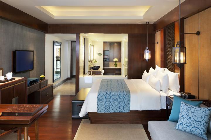 产品图片 三亚半山半岛安纳塔拉度假酒店—高级海景房