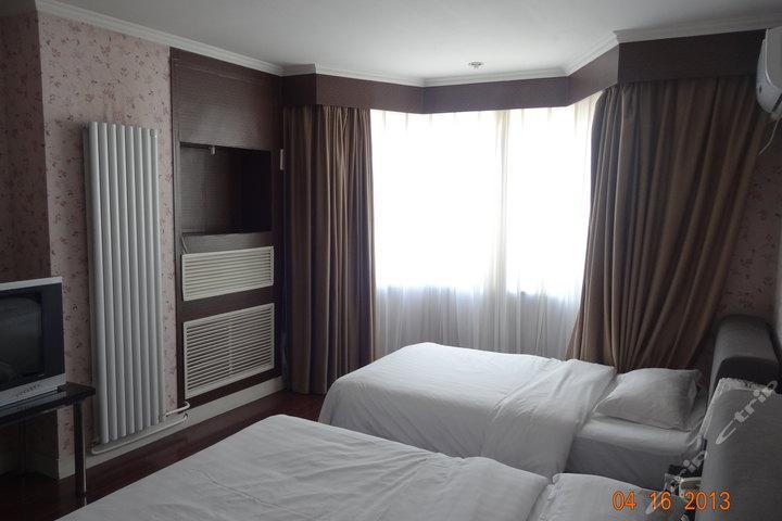 北京香榭舍酒店公寓-一室一厅商务套房(高级