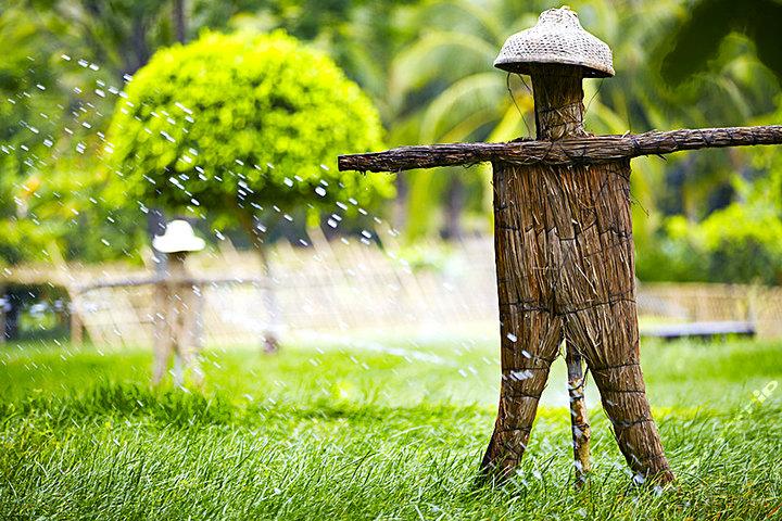 三亚亚龙湾红树林度假酒店—稻草人农庄