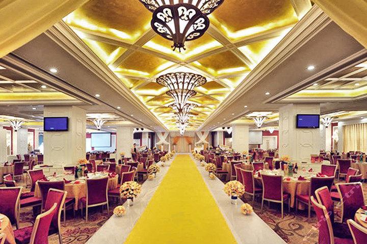 成都广都国际酒店—宴会厅婚礼