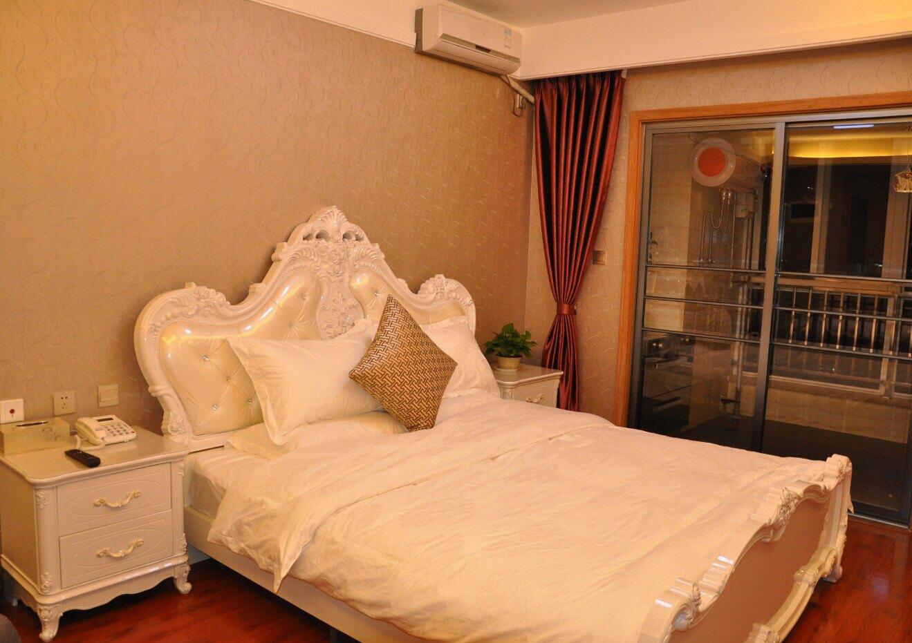 西安nimo尼莫风尚酒店(豪华欧式大床房/标准间)