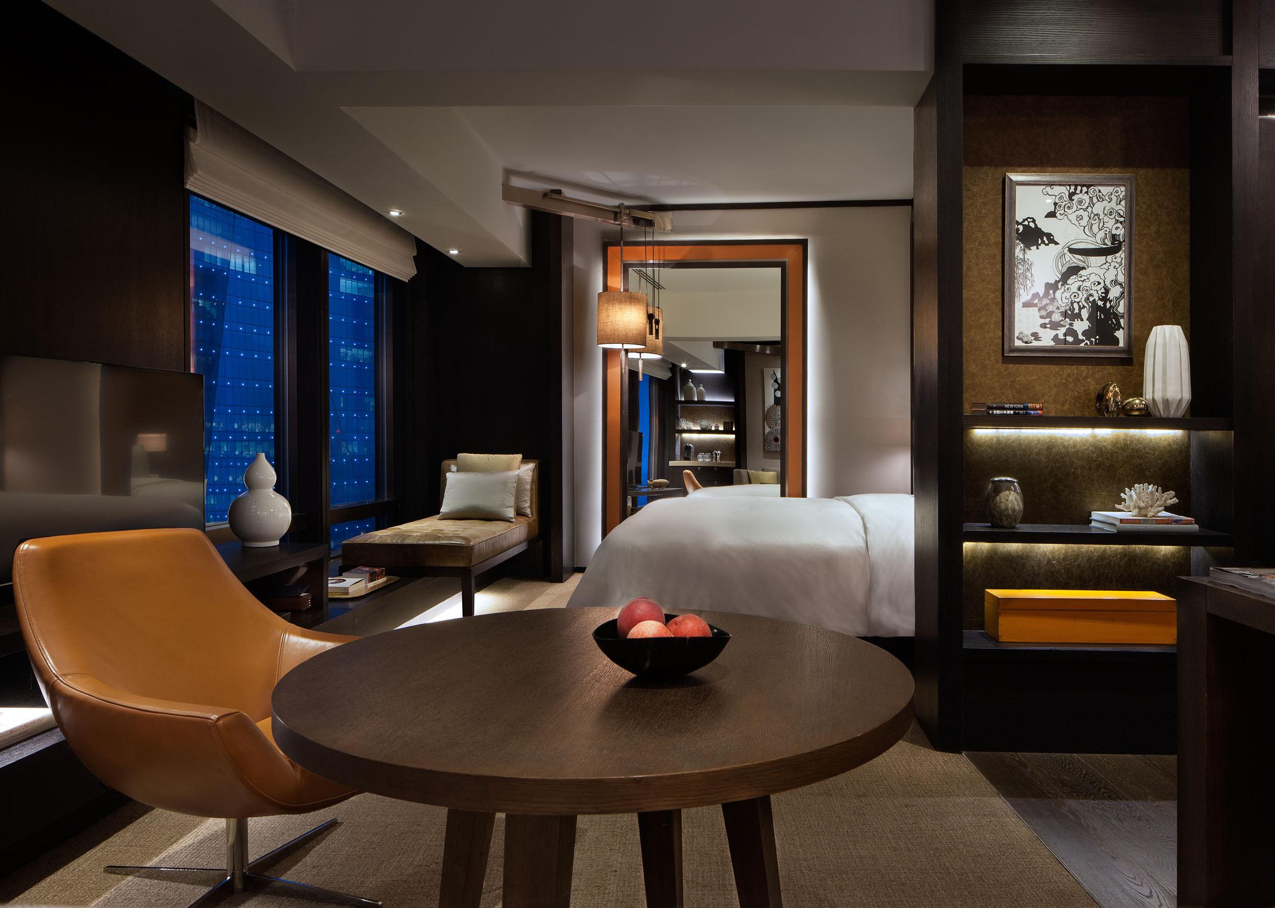 北京瑰丽酒店(贵宾客房)
