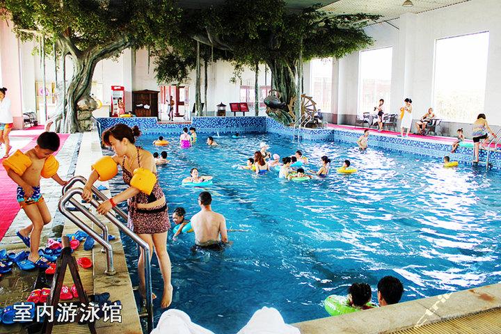 百泉湾温泉旅游度假区—室内温泉游泳馆