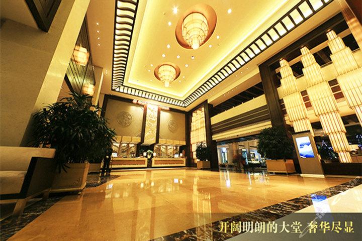 慈溪杭州湹i)�ad�n�_慈溪杭州湾酒店-高级房 环湖乐园-国庆
