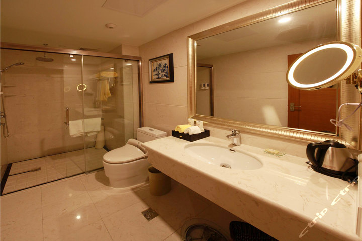 賓館廁所洗手間背景墻