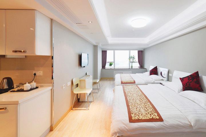 公寓式酒店平面设计图展示