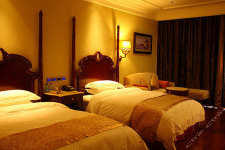 葫芦岛海上海度假酒店(海景大床房/海景标准间)