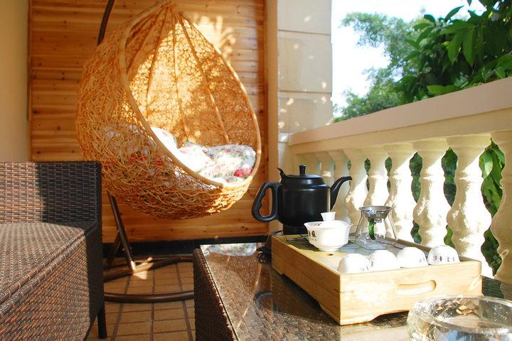 厦门鼓浪屿芭厘海岸酒店—欧式浪漫蜜月奢华房