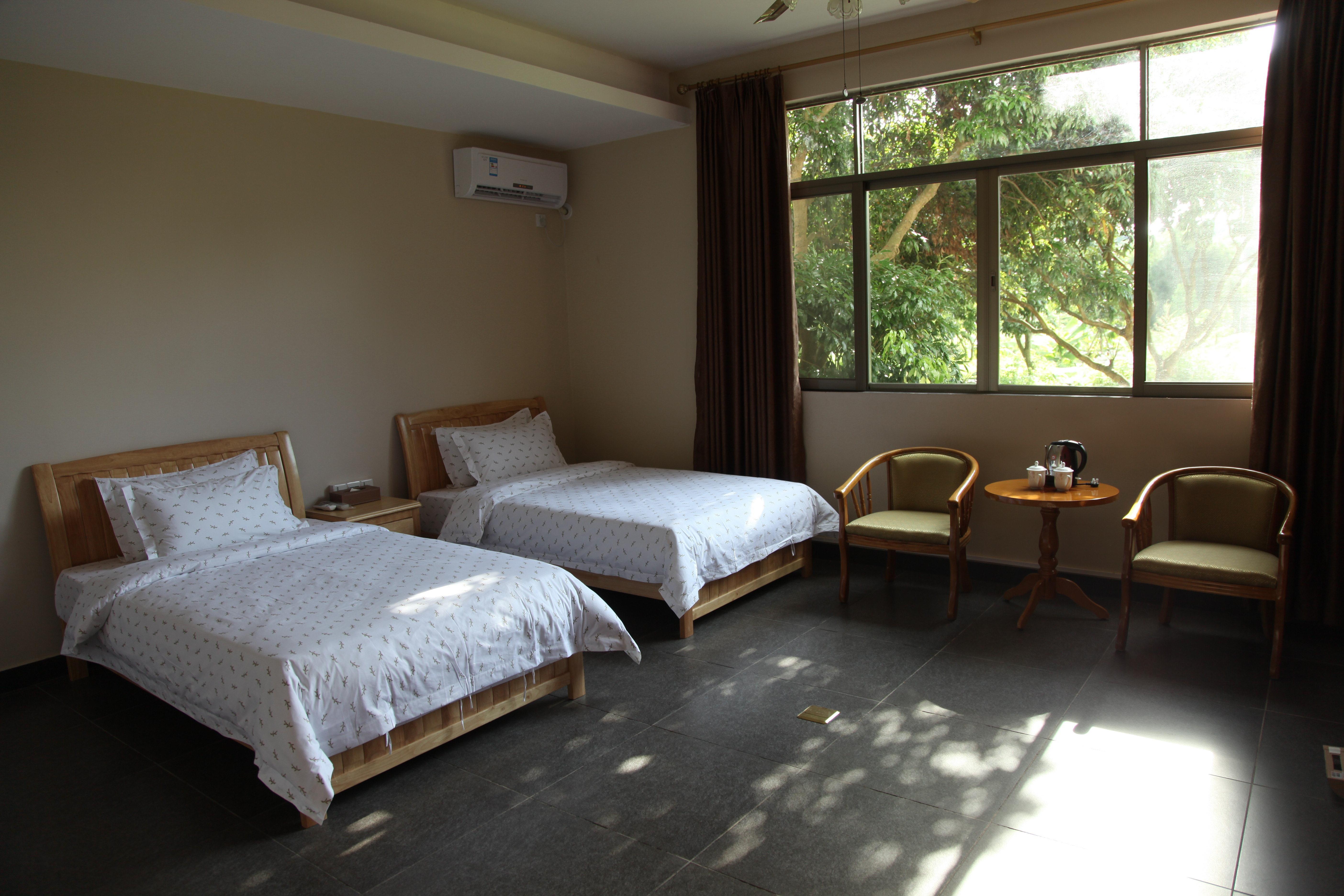 广州增城新竹生态度假酒店(商务客房)