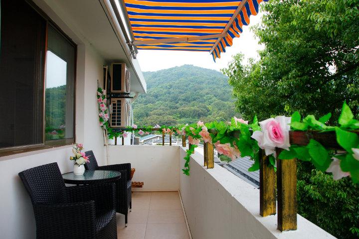 舍—loft-阳台
