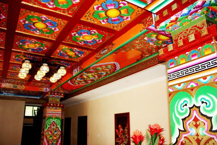 九寨沟龙康林卡藏式精品酒店图片
