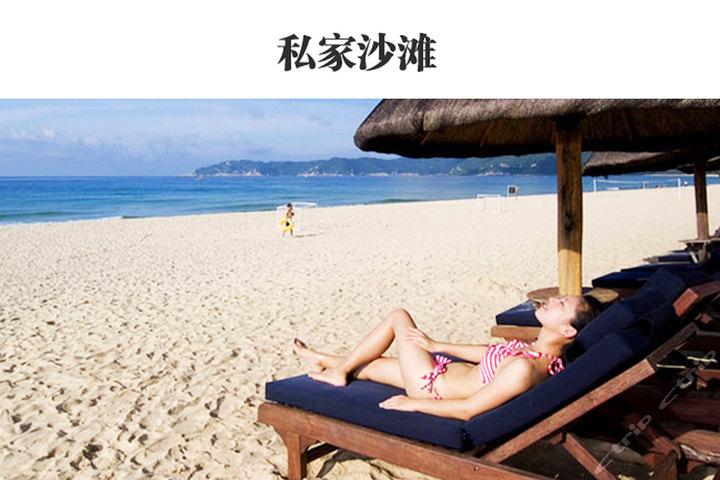 【木棉之恋】三亚湾红树林木棉酒店(豪华套房-2晚)