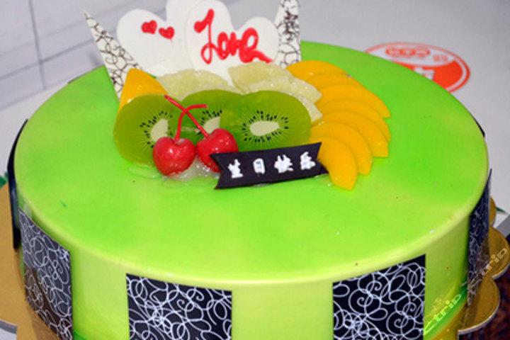 仅售58元,市场价96元的小天使蛋糕坊10寸水果蛋糕1个,多种样式可选 价