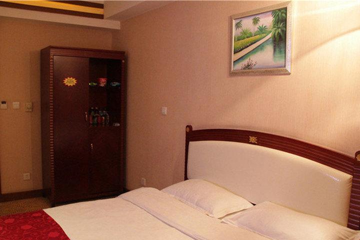 尊享昆明水汇国际温泉酒店木桶房/复式单床房/复式双