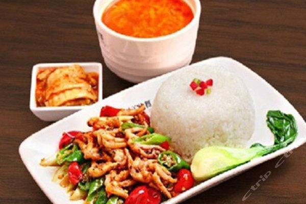 美滋美味中式快餐店