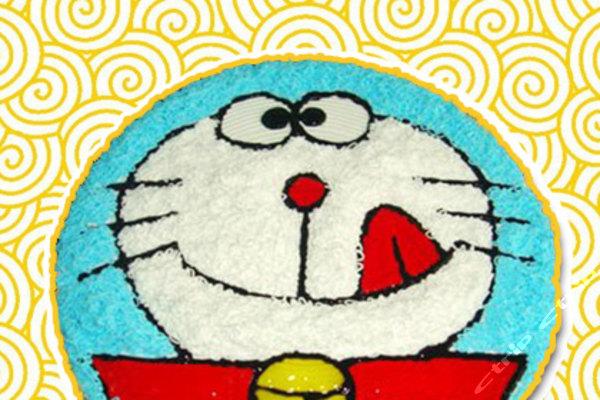 蛋糕纸碟做动物头像