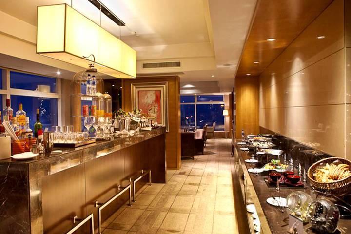 北京希尔顿逸林酒店―行政酒廊