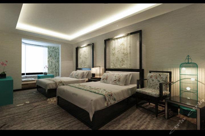 哈尔滨棠枫艺术酒店(标准间)