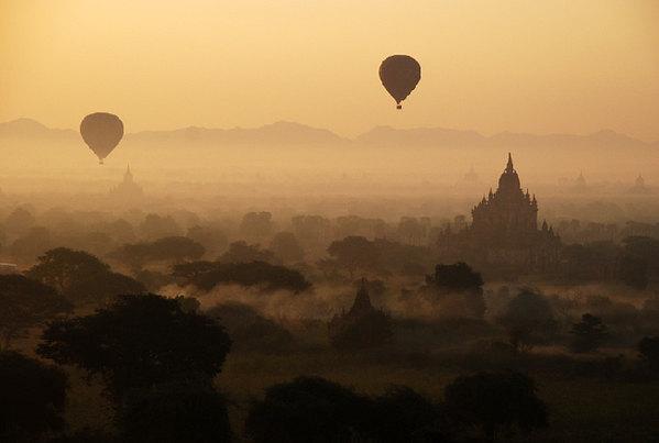 佛塔林中的国邦缅甸(十)曼德勒-年轻的古城