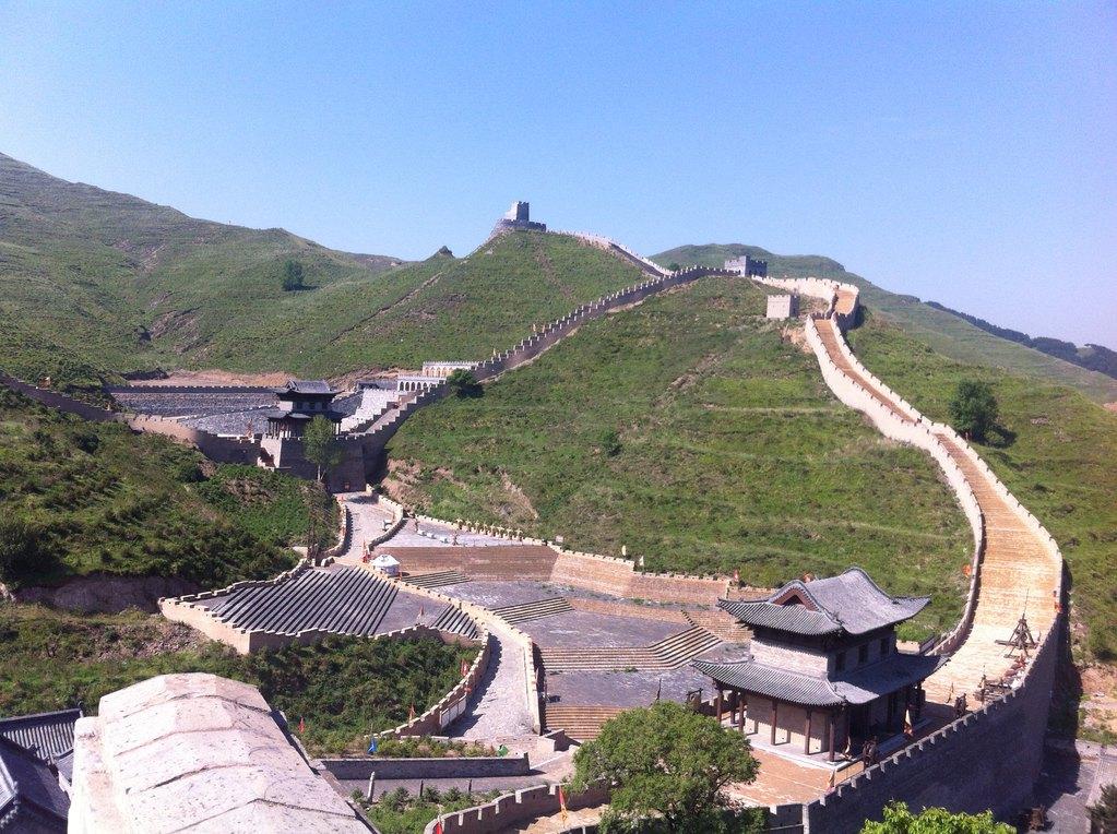 2013上海至山西太原,大同