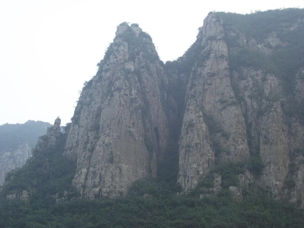 涉县五指山地图
