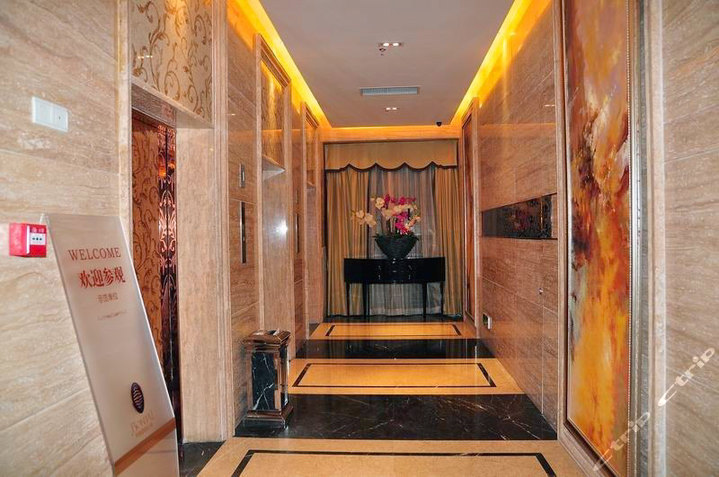 邦泰国际公寓_