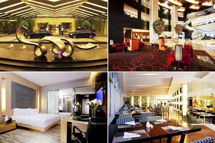 上海龙之梦大酒店_上海龙之梦大酒店