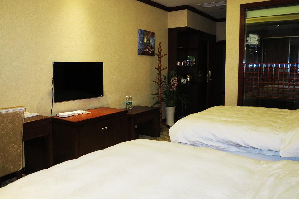 攀枝花西蜀阳光花园大酒店(2种房型)