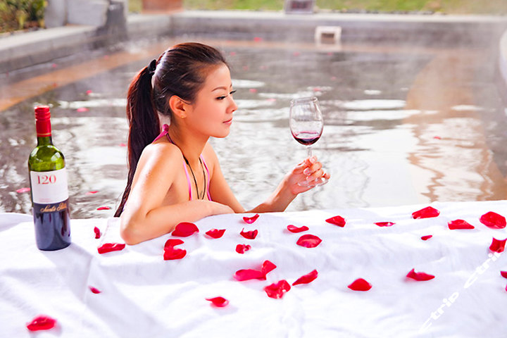 杭州新安江森林温泉度假酒店-温泉