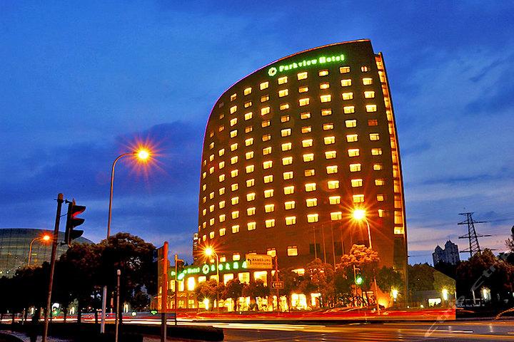 上海东怡大酒店—夜景