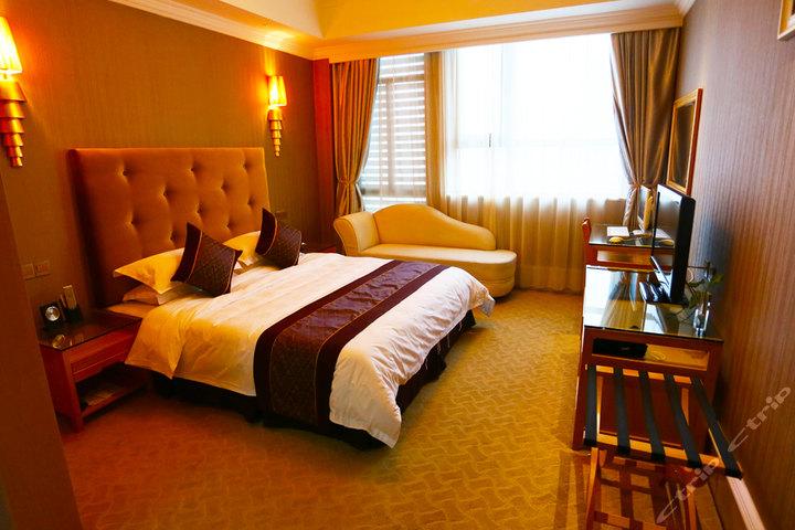常熟中和世贸酒店(大床房/双床房-4小时)