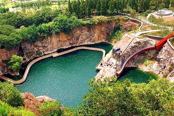 6折原价: ¥ 【上海】上海辰山植物园 上海东方绿舟套票,套票更