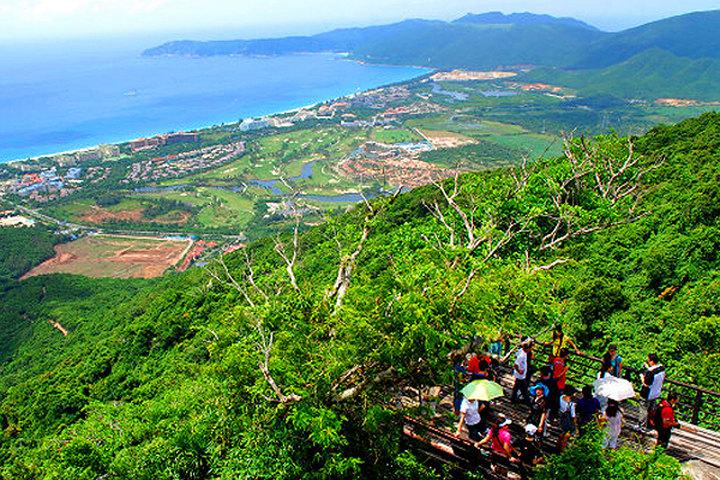 三亚亚龙湾热带天堂森林公园门票图片