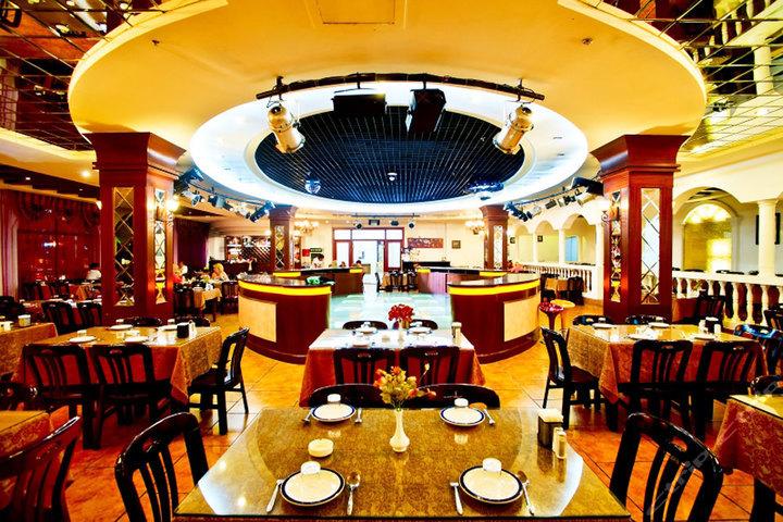 秦皇岛欧玛克假日酒店—餐厅酒吧