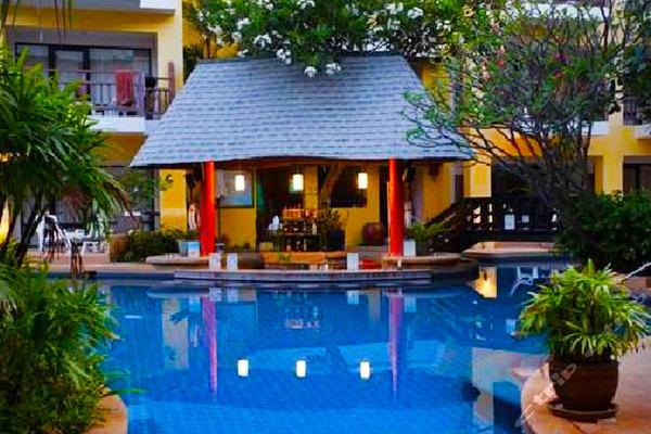 海外游-普吉沃拉布里温泉度假酒店