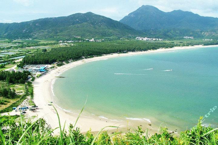 深圳西冲海滩露营(单人自由行套餐)
