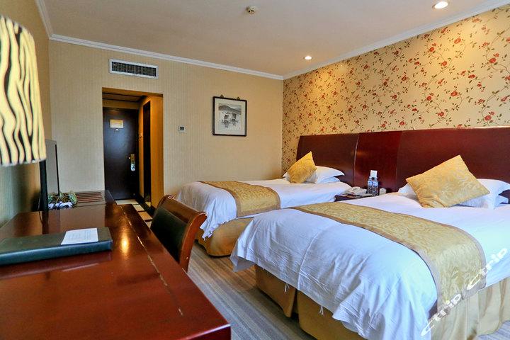 常州锦海国际大酒店(高级标间/商务标间)