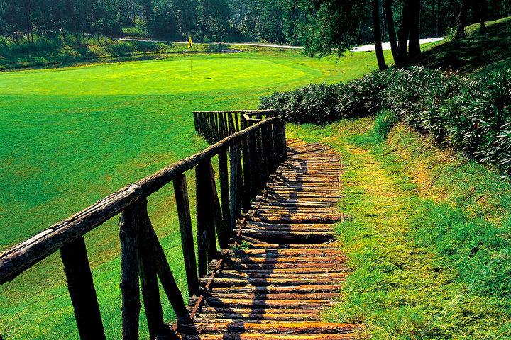 黄山高尔夫酒店—黄山高尔夫球场