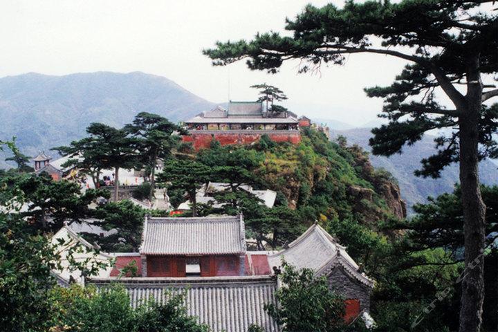 妙峰山景区