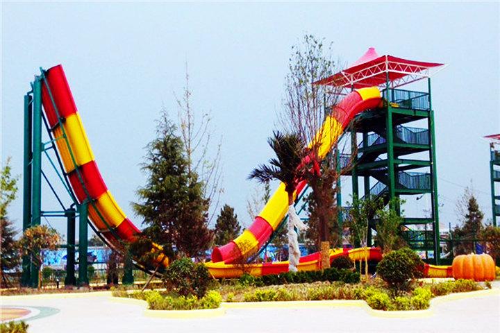 产品图片 渭南欢乐海水世界—儿童戏水池